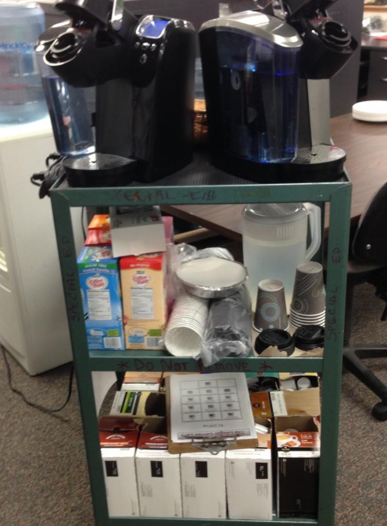 coffee cart pic one