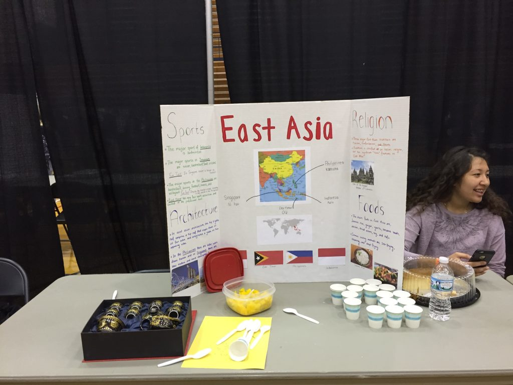 East Asian countries 1