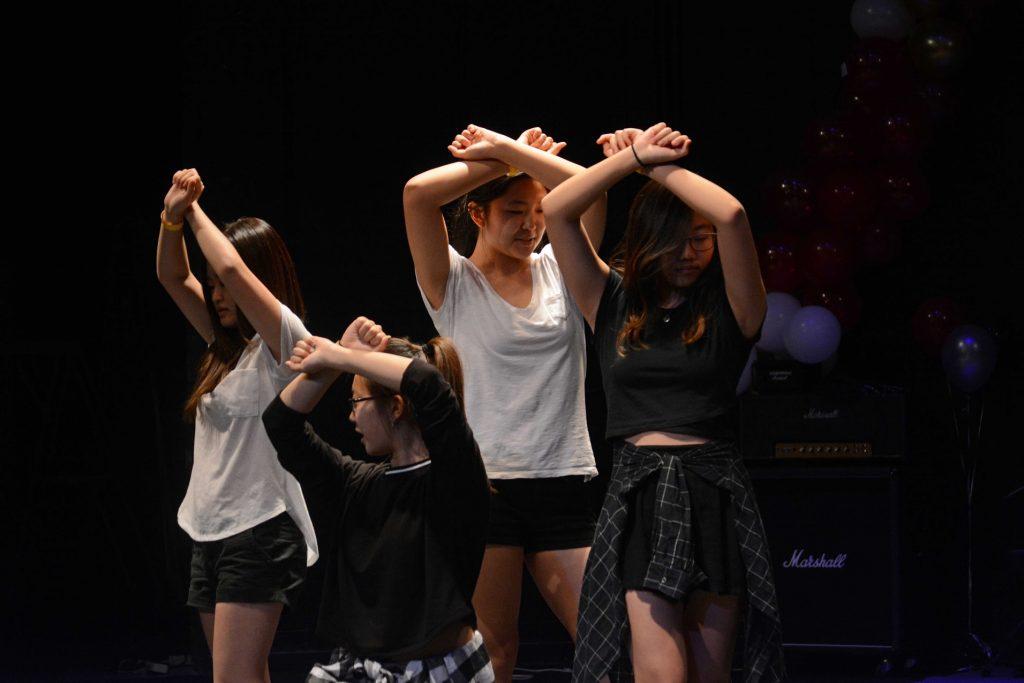 K-pop dance 1