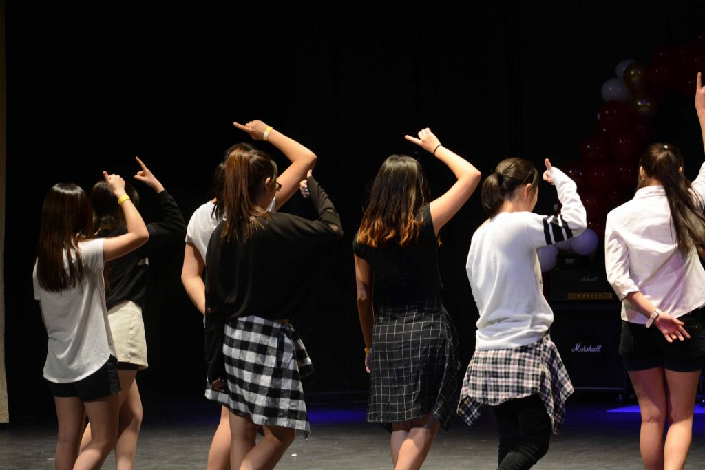 K-pop dance 2