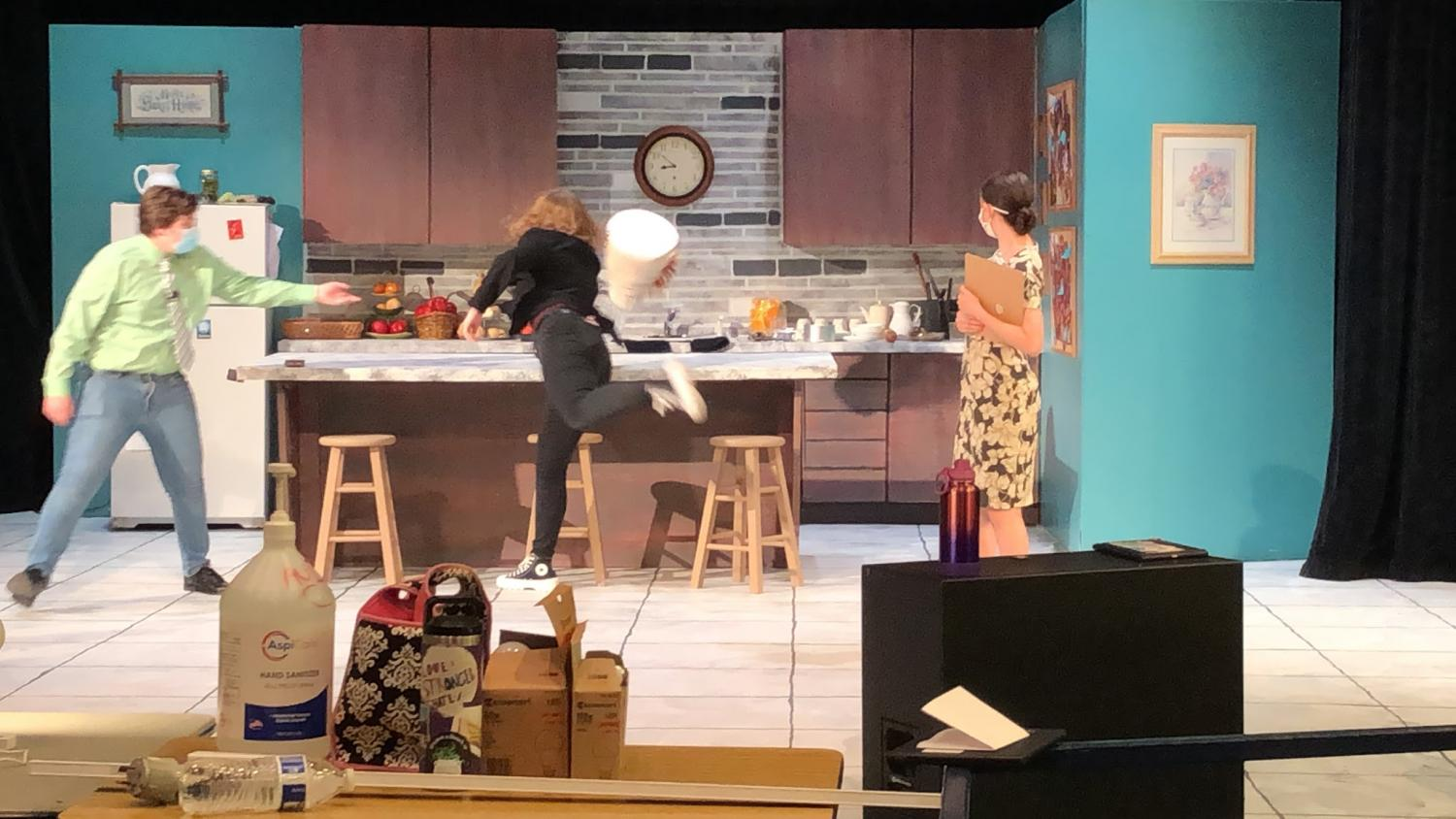 Freaky Friday Theater Review: Stage Musical Adaptation